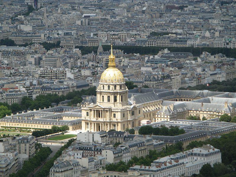 Sortie à Paris - visite de l'Assemblée Nationale et des Invalides