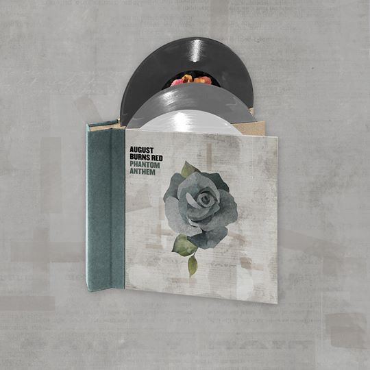 "Phantom Sessions Ep August Burns Red: AUGUST BURNS RED : New Album ""PHANTOM ANTHEM"""
