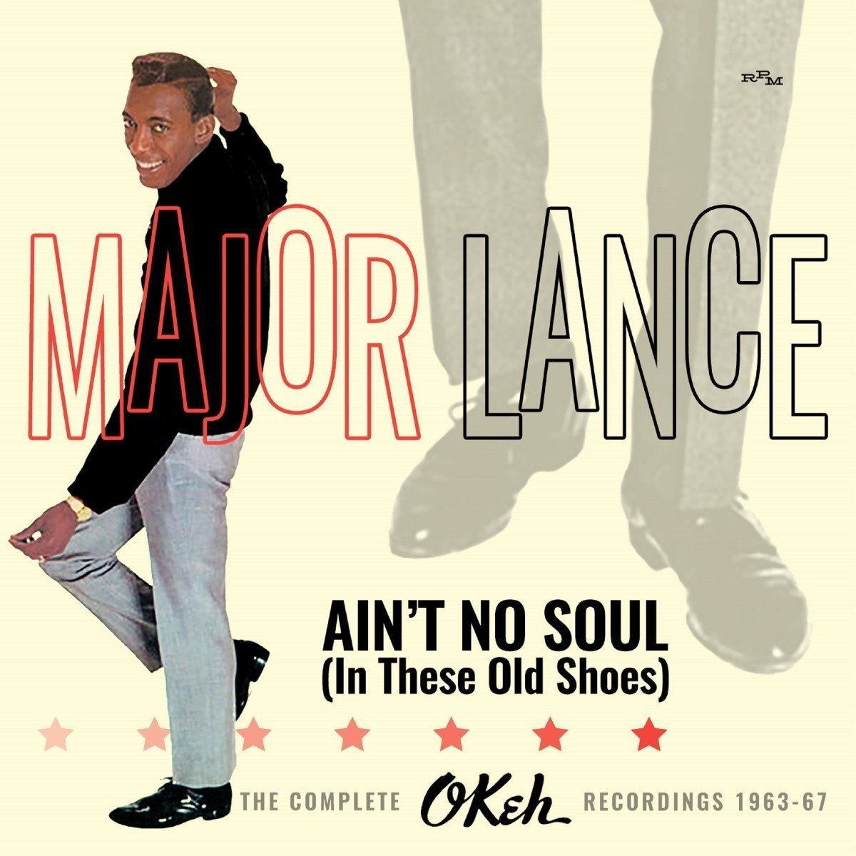 Major Lance Aint No Soul Left In These Ole Shoes