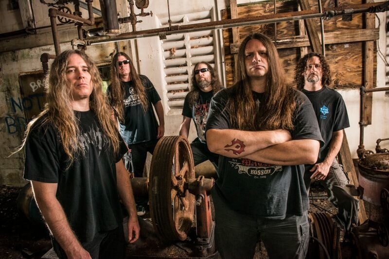 Cannibal Corpse Title Track Of New Album Red Before