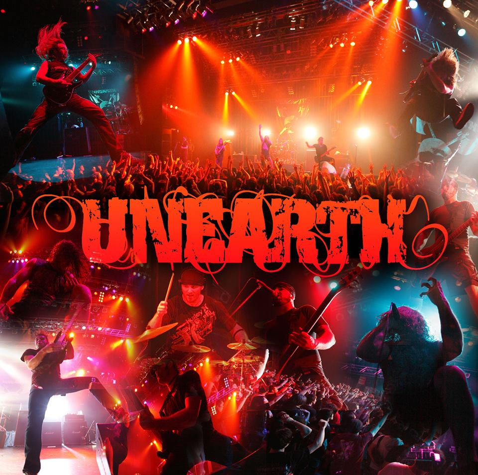 UNEARTH: 'The Oncoming Storm' LP re-issue now available