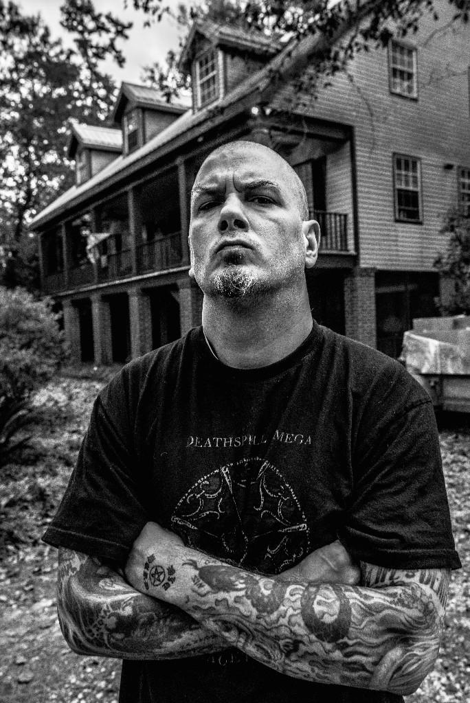 Album Review: Philip H. Anselmo & The Illegals - Choosing ...