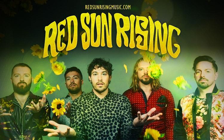 RED SUN RISING, nouvel album le 30 mars - Paris Move