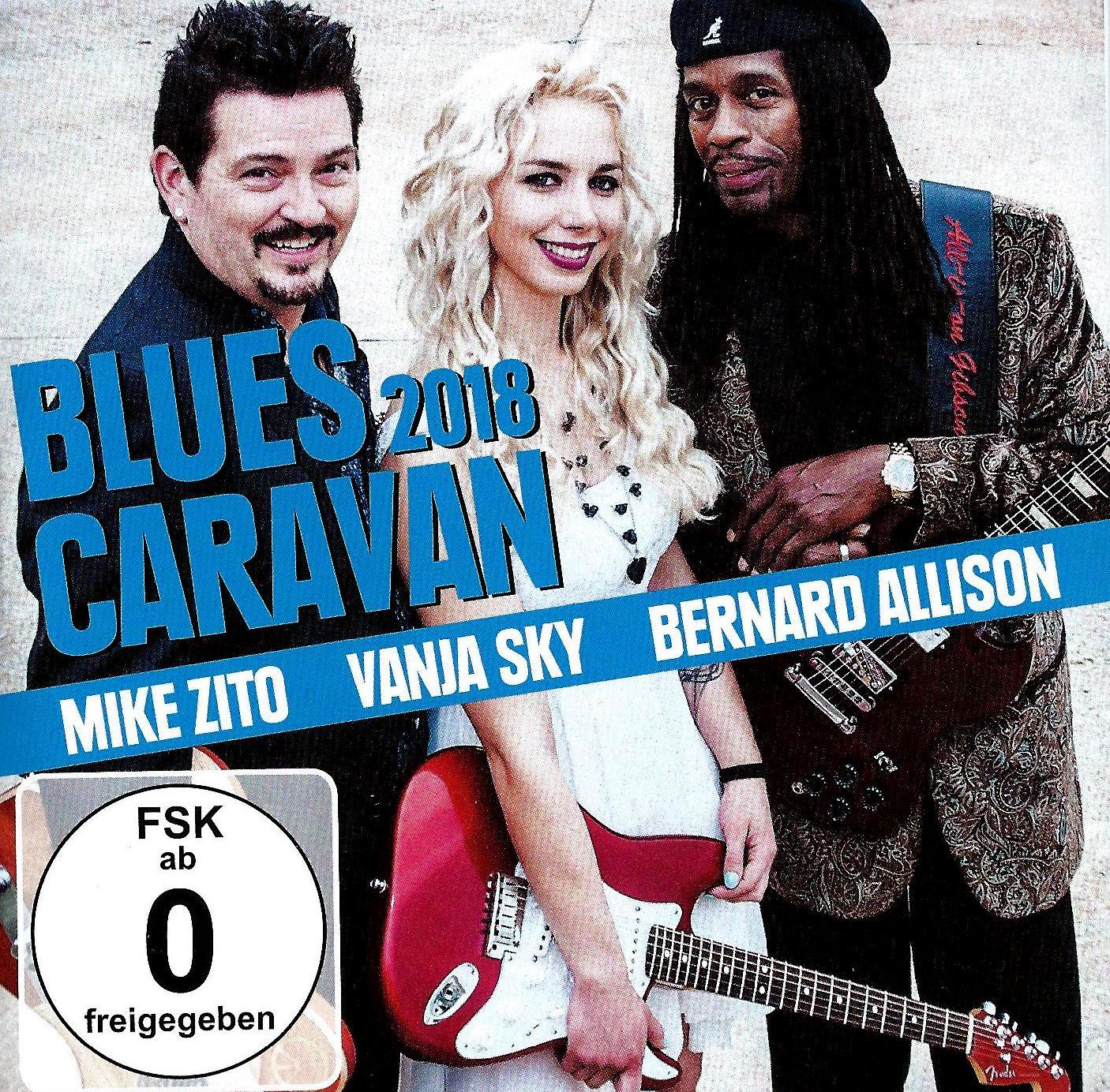 Image result for blues caravan 2018