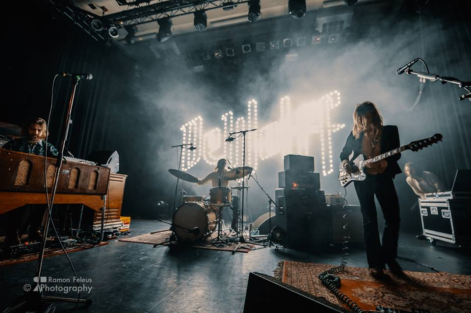 Dewolff New Album Quot Live Amp Outta Sight Ii Quot Paris Move