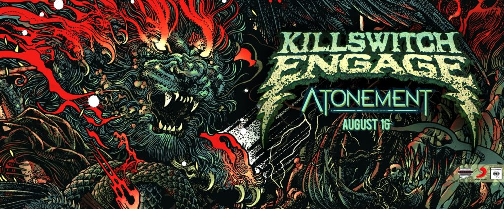 cómodo brandy Promover  Killswitch Engage share new song