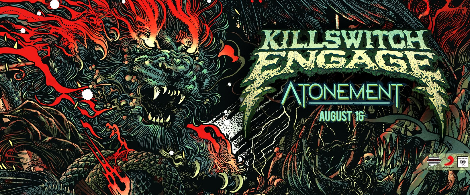 Killswitch Engage I Am Broken Too Video Paris Move