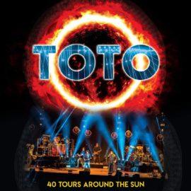 TOTO - 40 Tours Around The Sun