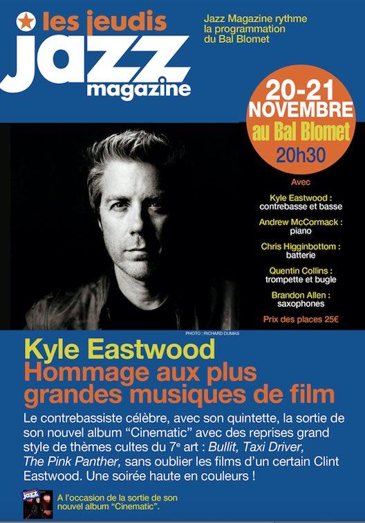 Kyle Eastwood – Cinematic (2)