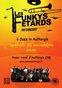 Affiche Funky's Fêtards