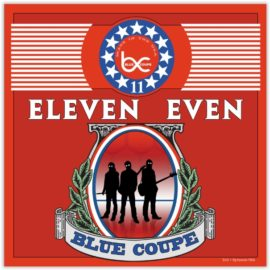 BLUE COUPE - Eleven Even