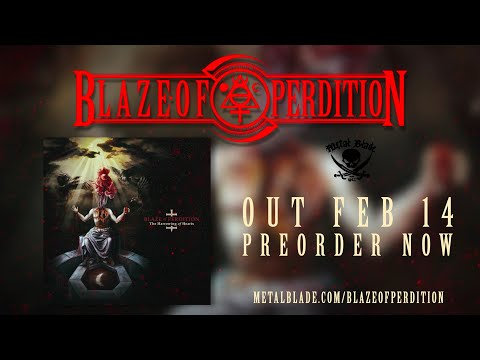 Blaze of Perdition new single With Madman's Faith (2)