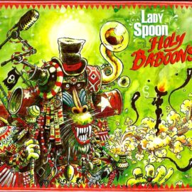 LADY SPOON and the HOLY BABOONS