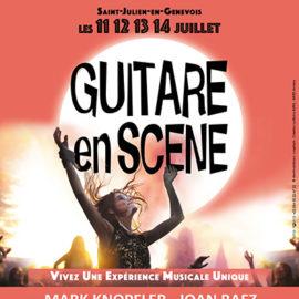 """Interview de Jacques Falda, Président de """"Guitare en Scène"""""""