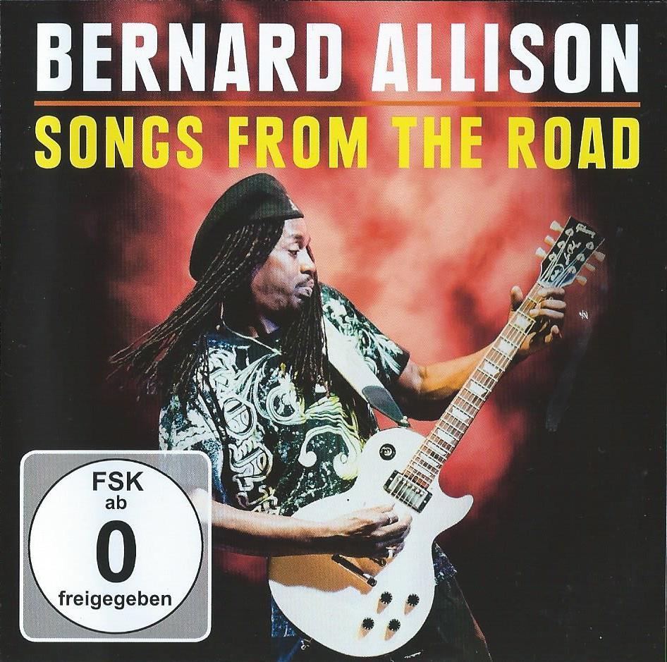 BERNARD ALLISON - Songs From The Road