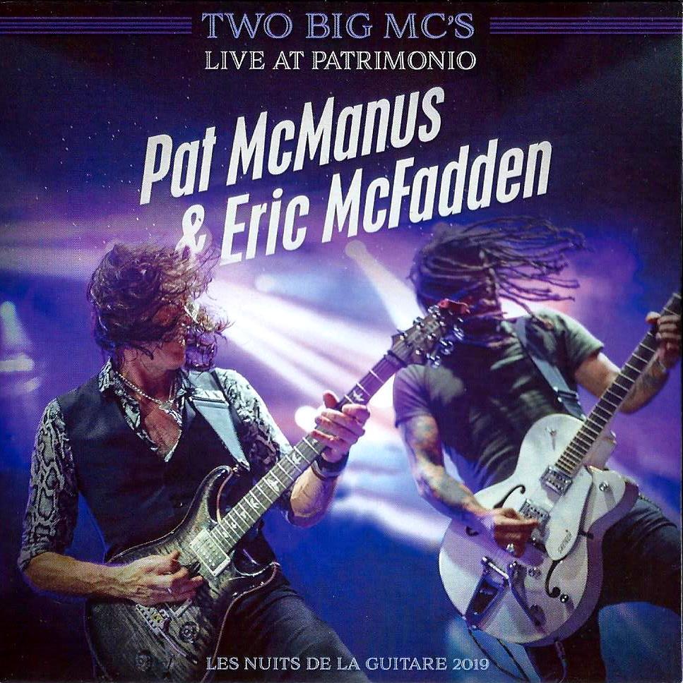 TWO BIG MC'S - PAT McMANUS & ERIC McFADDEN