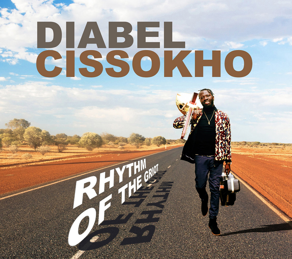 DIABEL CISSOKHO - Rhythm Of The Griot