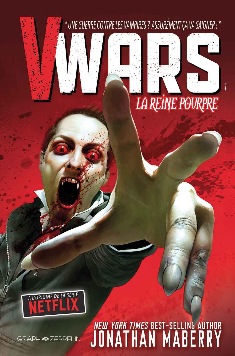 V-WARS, TOME 1: LA REINE POURPRE