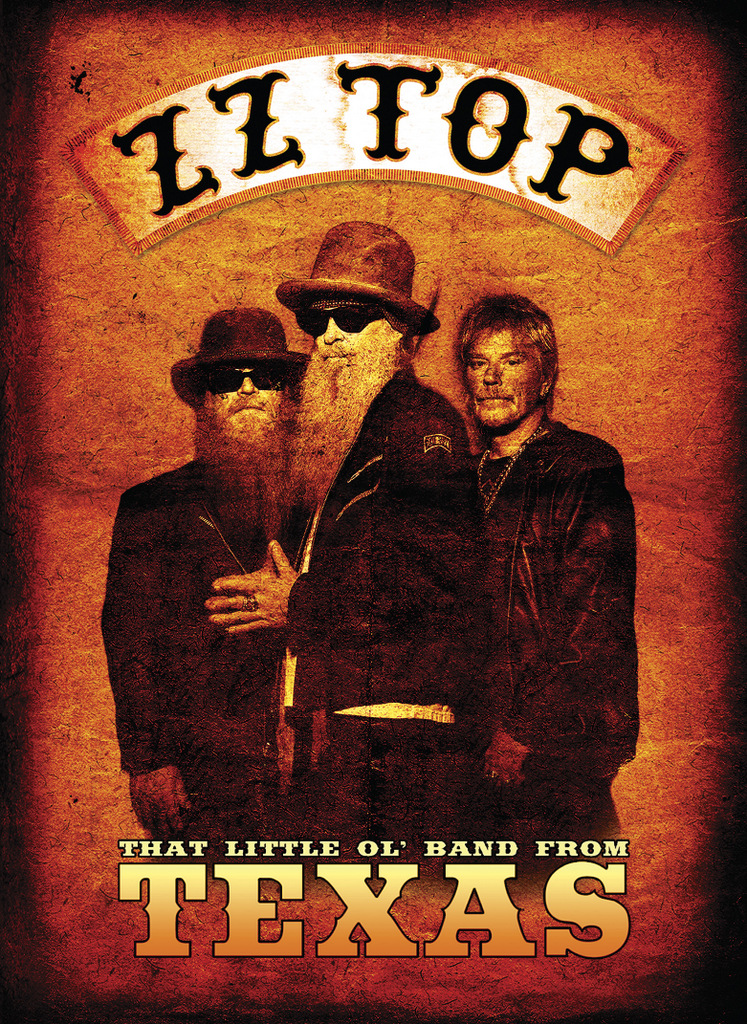 ZZ TOP - That Little Ol' Band From Texas (DVD)