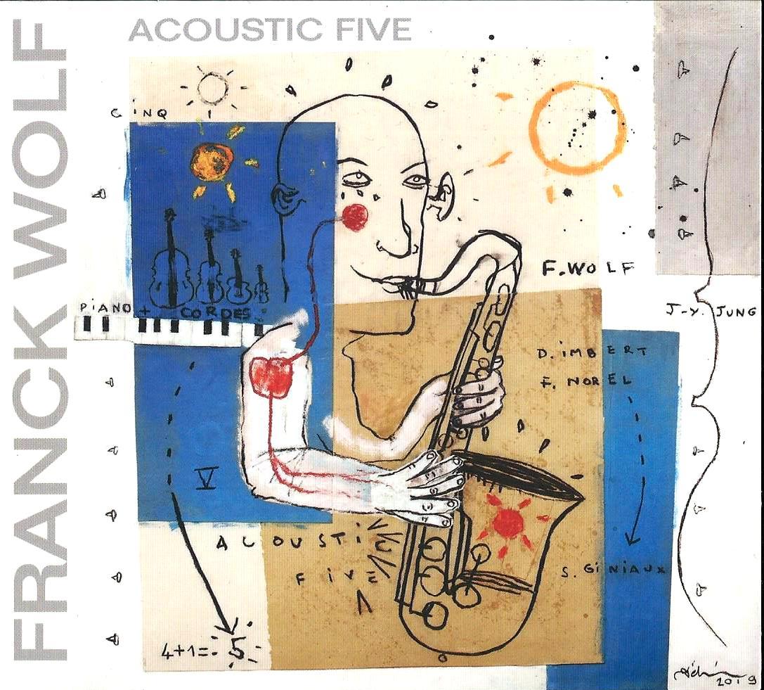 FRANCK WOLF - Acoustic Five