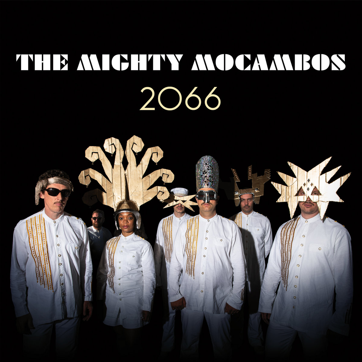 THE MIGHTY MOCAMBOS - 2066