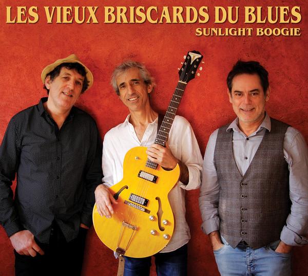 LES VIEUX BRISCARDS DU BLUES - Sunlight Boogie