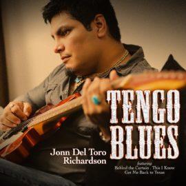 JONN DEL TORO RICHARDSON - Tengo Blues