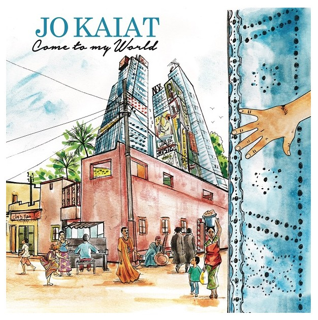 JO KAIAT - Come To My World