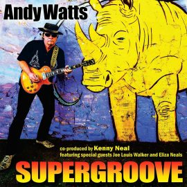 ANDY WATTS - Supergroove