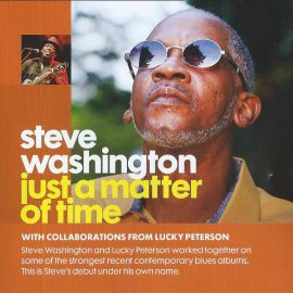STEVE WASHINGTON - Just A Matter Of Time