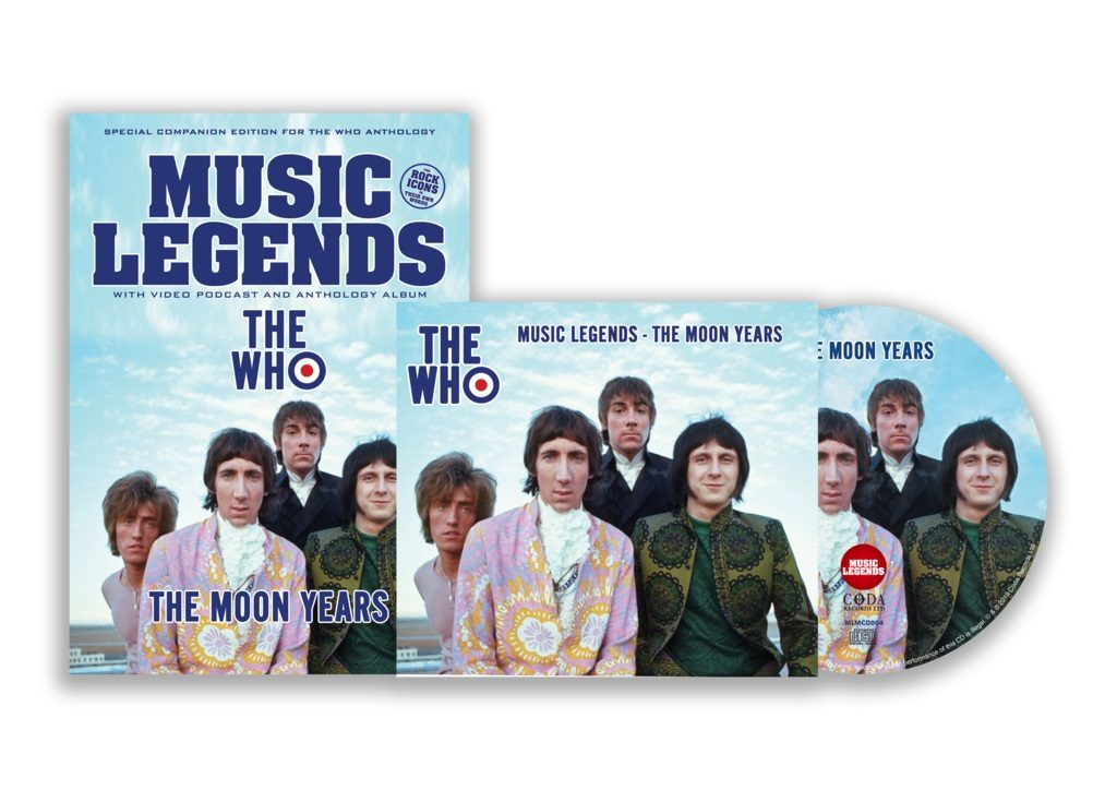 THE WHO - The Moon Years - The Legendary Broadcasts
