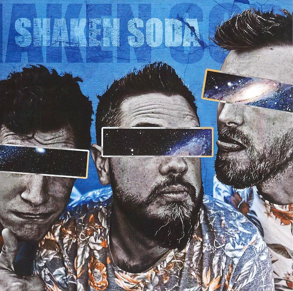 SHAKEN SODA - Shaken Sodaa