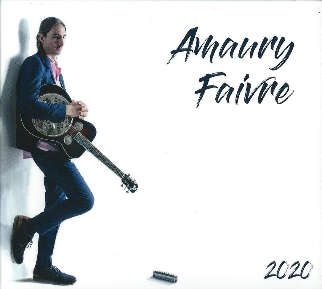 AMAURY FAIVRE - 2020