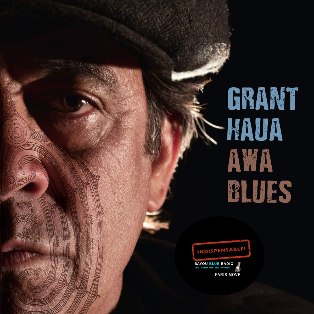 Grant Haua – Awa Blues