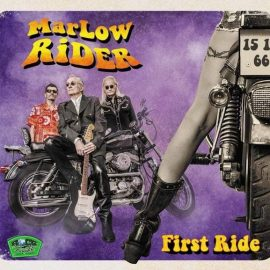MARLOW RIDER (TONY MARLOW) - FIRST RIDE