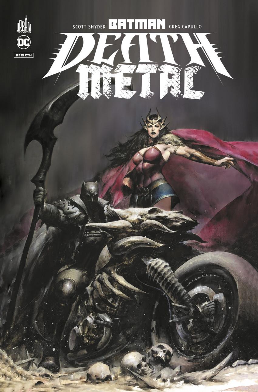 BATMAN, DEATH METAL - TOME 1 (1)