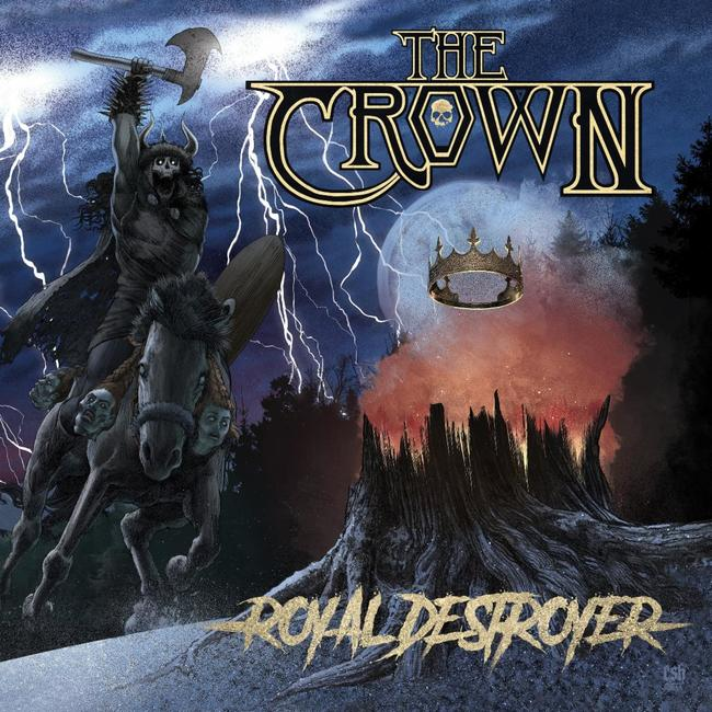 THE CROWN video We Drift On
