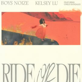 Boys Noize & Kelsey Lu feat Chilly Gonzales, le clip animé de Ride or Die
