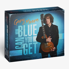 GARY MOORE nouvel album, How Blue Can Yu Get