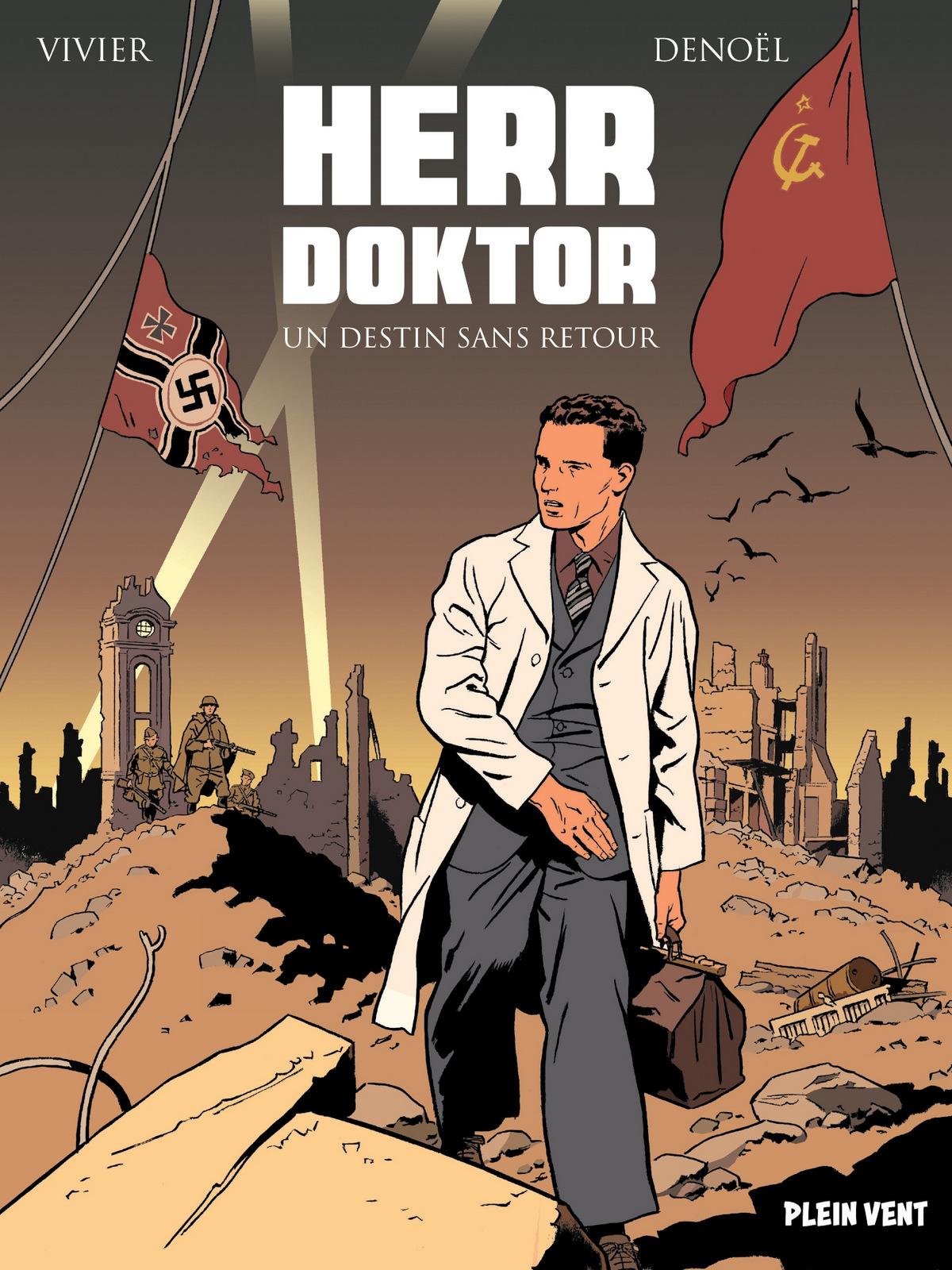HERR DOKTOR, UN DESTIN SANS RETOUR (1)