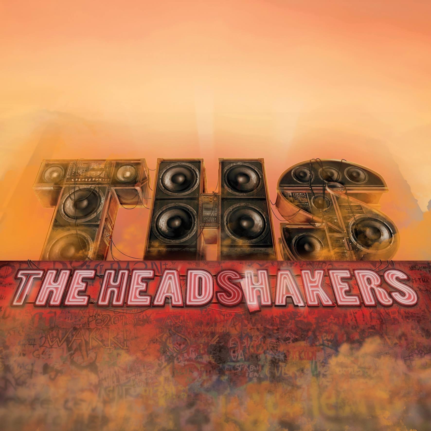 THE HEADSHAKERS - The Headshakers