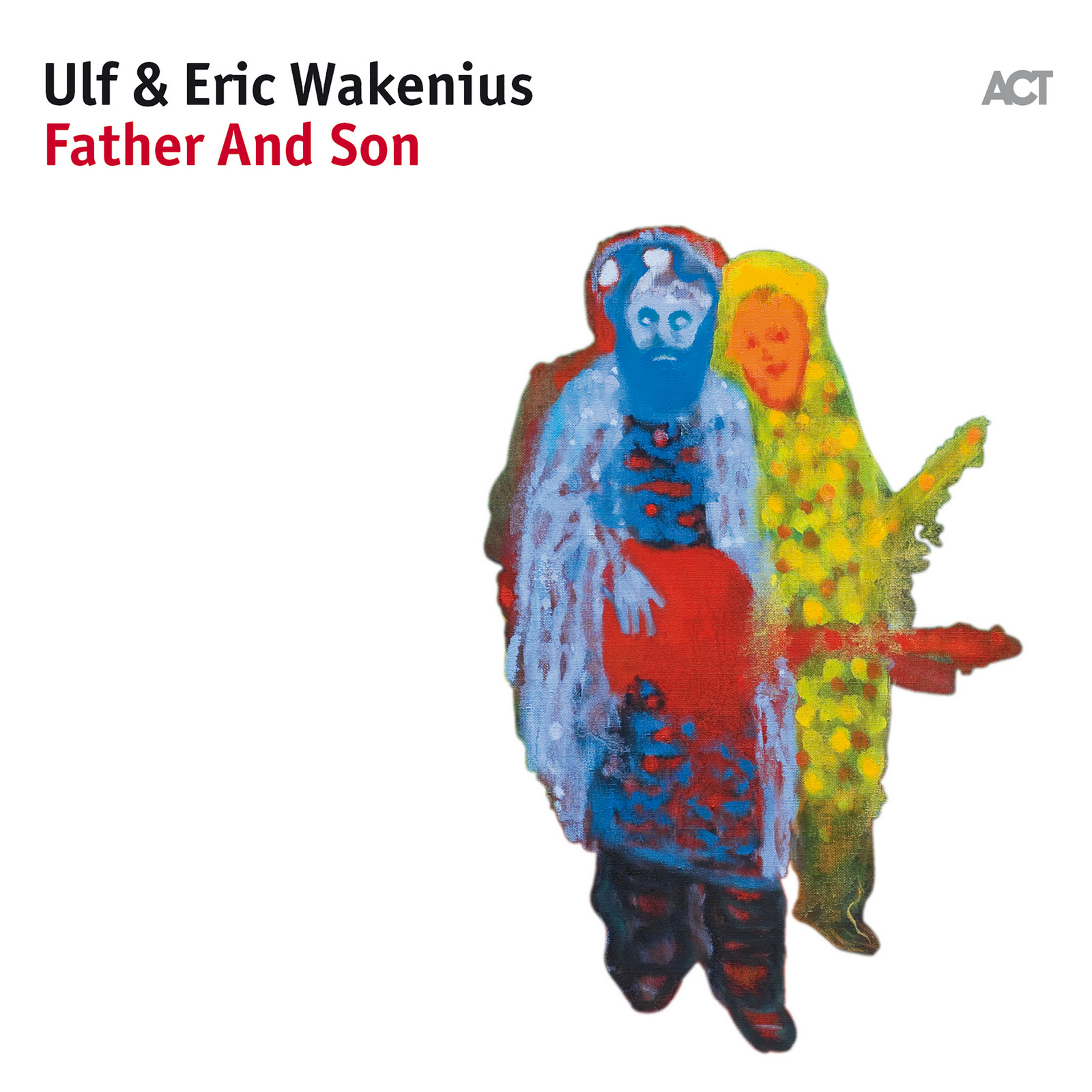 ULF & ERIC WAKENIUS - Father And Son