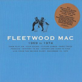 FLEETWOOD MAC - 1969 to 1974