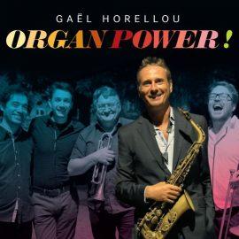 Gaël HORELLOU - Organ Power !