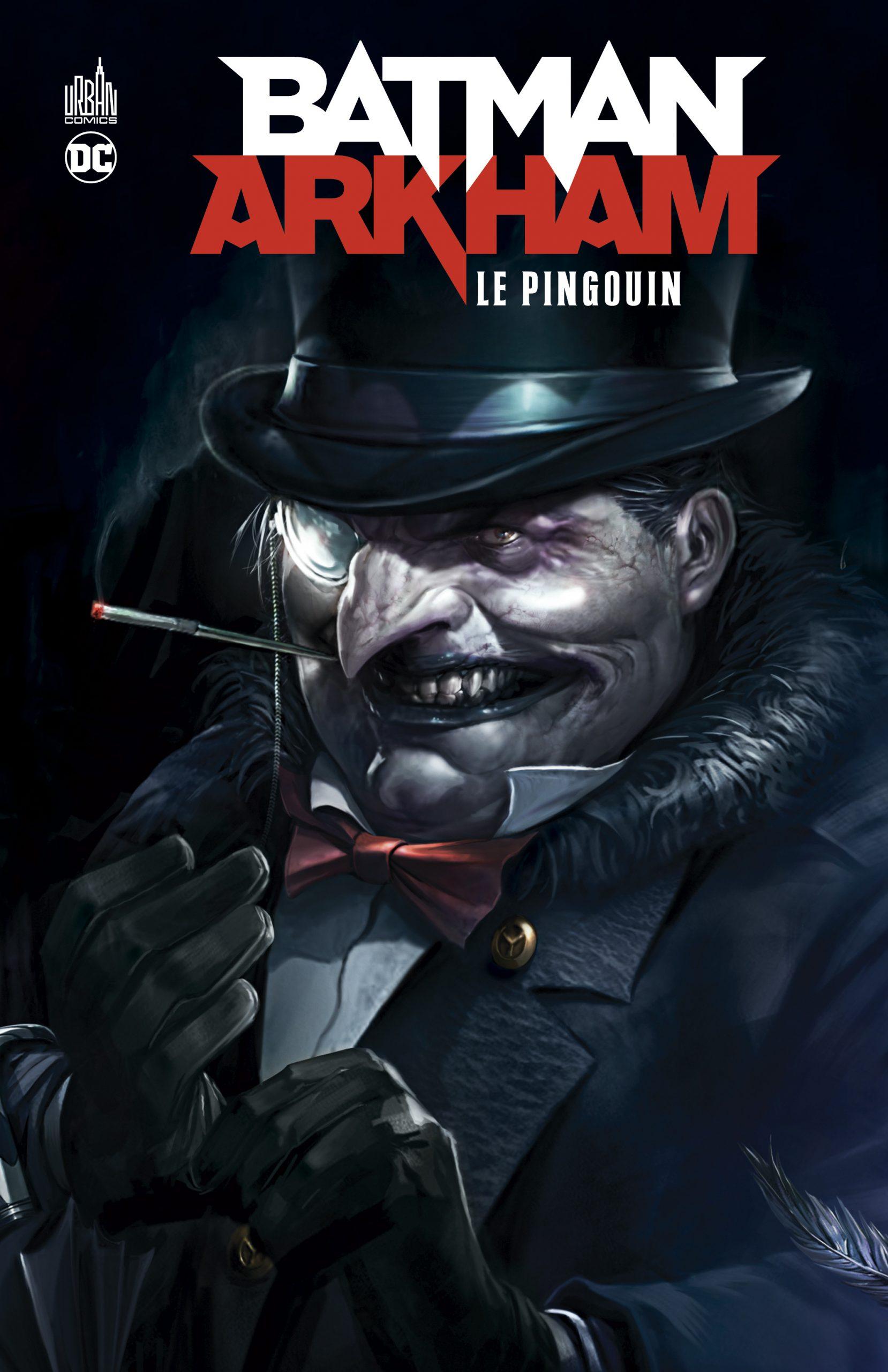BATMAN ARKHAM - TOME 3 LE PINGOUIN