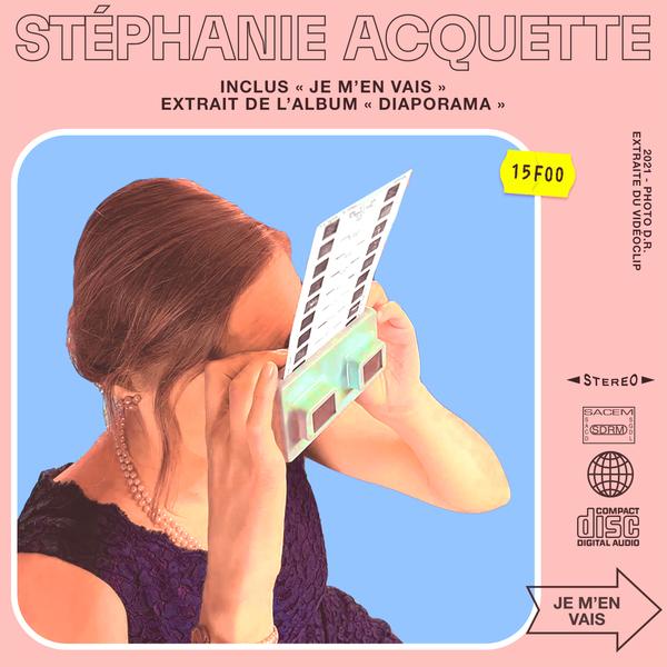 """Stéphanie Acquette: clip de """"Je M'en Vais"""""""