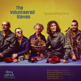 The Volunteered Slaves, nouvel album SpaceShipOne