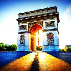 Learn French in Paris, France