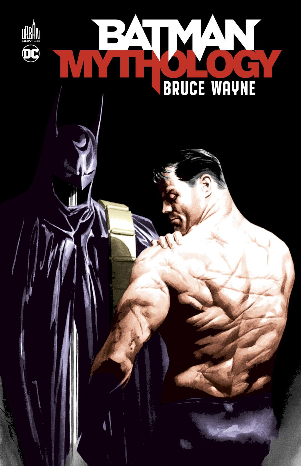 BATMAN MYTHOLOGY - TOME 3 : BRUCE WAYNE