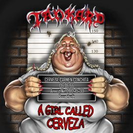 TANKARD - A Girl Called Cerveza